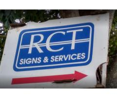 RCT Signs & Services