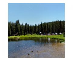 Sibley Lake Campground