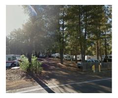 Woody Mountain Campground