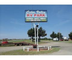 Cedar Valley RV Park
