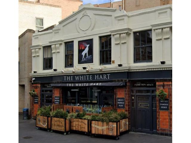 The White Hart, Southwark