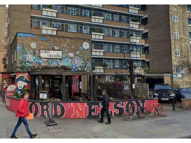 Lord Nelson - 243 Union St