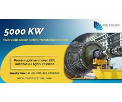 Low Pressure Steam Turbine Manufacturers - Nconturbines.com