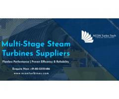 Back Pressure Steam Turbine Manufacturers - Nconturbines.com