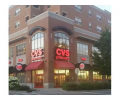 CVS Pharmacy - 100 S Fell Ave #103
